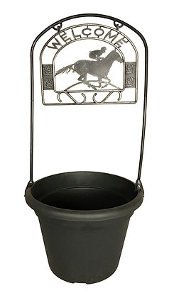 """12"""" Welcome Horse 2-Gal"""
