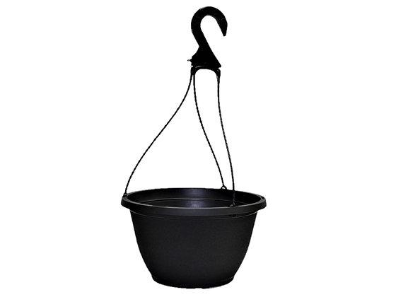 """12"""" Wave Hanging Basket 2-Gal"""