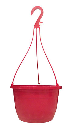 """10"""" Color Hanging Basket 1.5-Gal"""