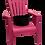 "Thumbnail: 5"" Adirondack Chair 1-Qt"