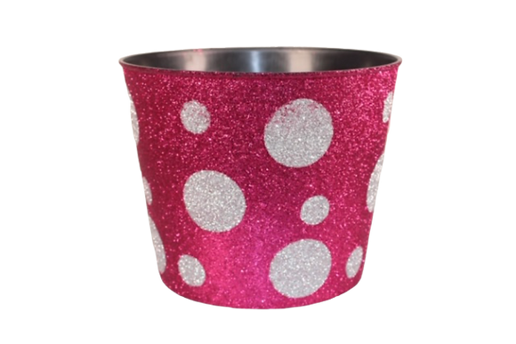"8"" Polka Dot Drop-In 1-Gal"