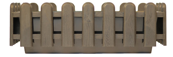 "13"" Fence Window Box 3-Qt"