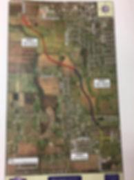 This map illustrates Phase 1 of Apollo Road
