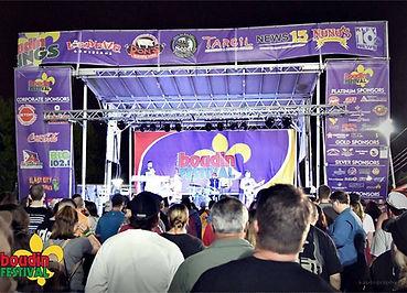 Boudin Festival, Fireworks, Music, Carnival Rides, Pageant, Miss Scott Boudin Festival Queen
