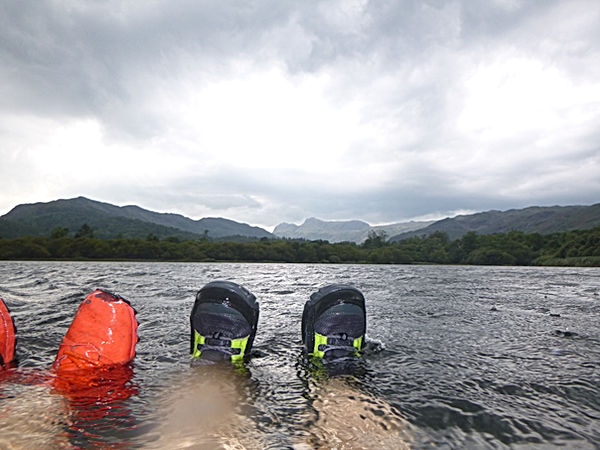 Swimmers feet Elterwater
