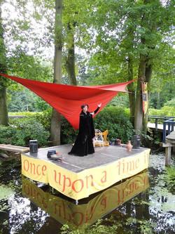 Rezitation Elf Fantasy Fair