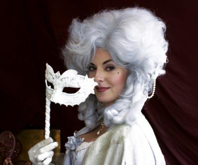 Rococo Baronin