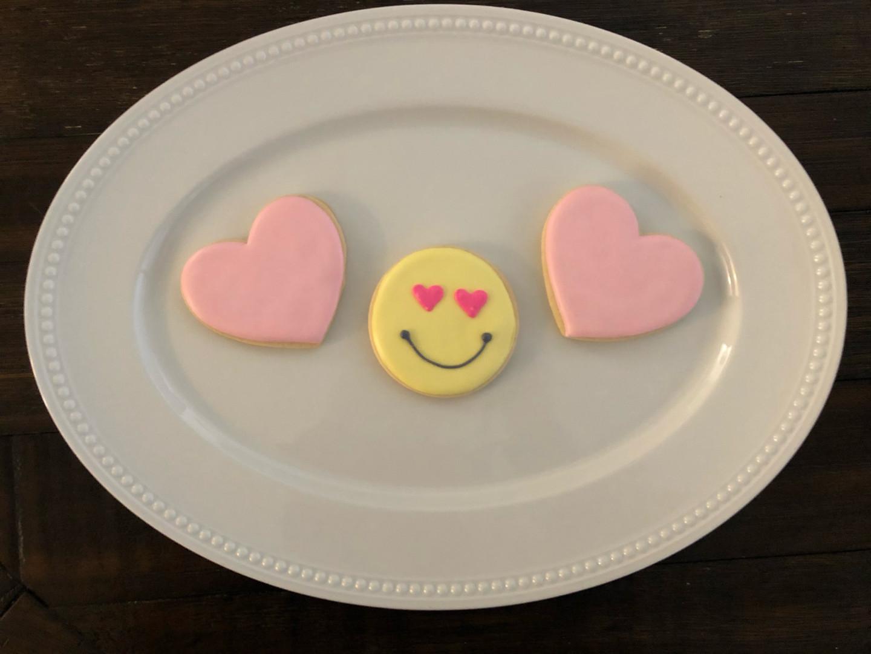 Heart Eye Emoji's