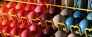 Miniature Golf Balls