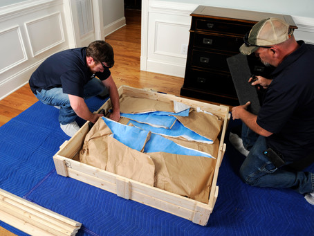 Items to be the Most Careful with While Packing- From Moving and Storage Experts