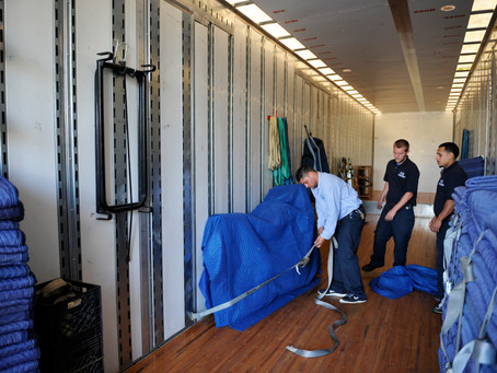 Eliminate Stress With Professional Moving Company