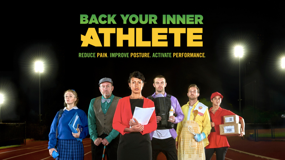 Back Your Inner Athlete