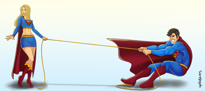 Are you a superwoman or a superman?