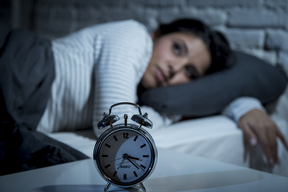 Do you need to calm down (to get some sleep)?