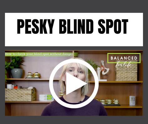 Get Rid of That Pesky Blind Spot.