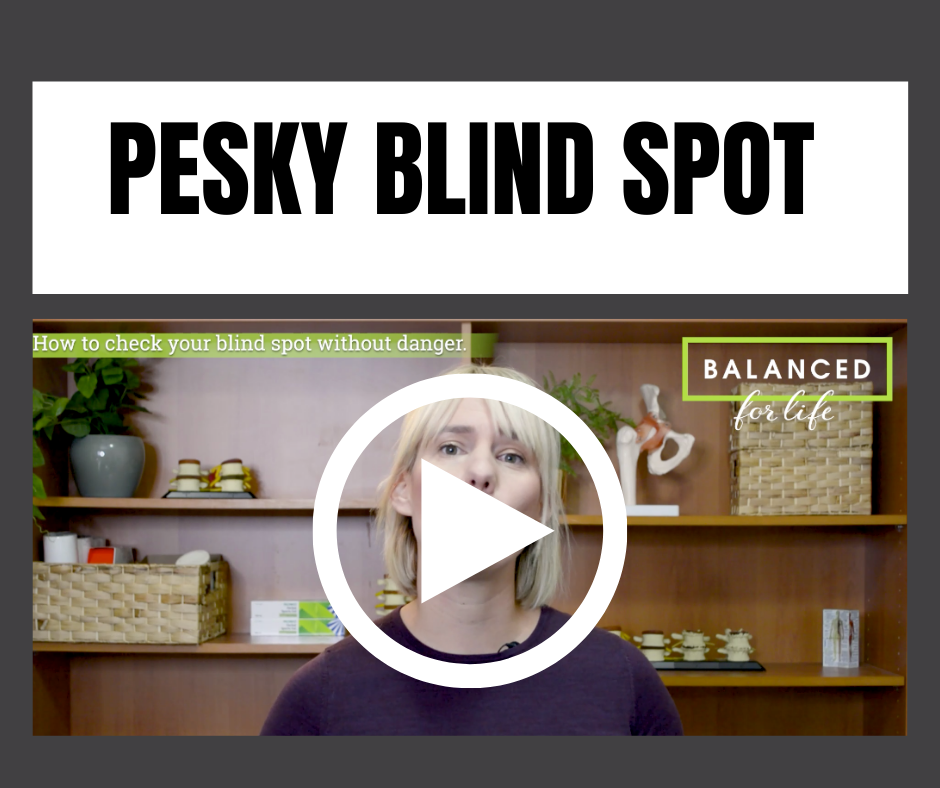 Get Rid of That Pesky Blind Spot.
