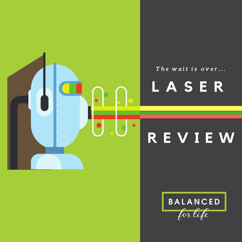Star Wars? We have the force, the light sabre's or we call it... MLS Laser.