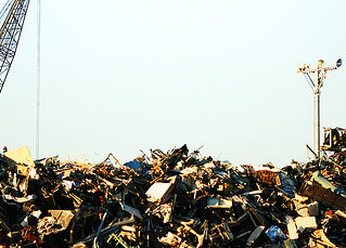 British rubbish exported to produce sustainable energy abroad