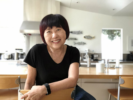 "Foodie Friday with ""Grandma"" Sandy Hu"
