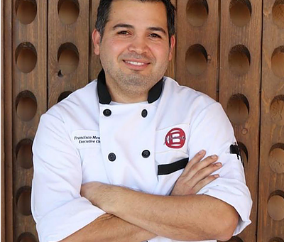 Food Friday with Chef Francisco Mendoza
