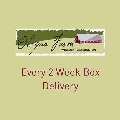 Every Two Week Delivery (10 deliveries)