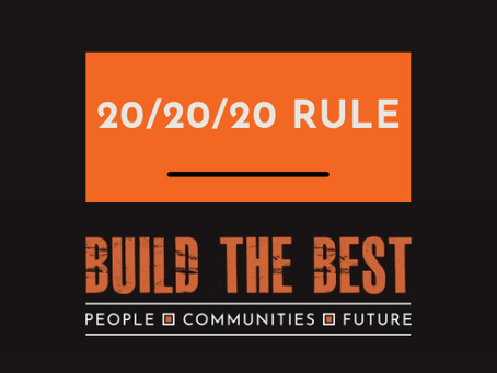 The 20/20/20 Rule Saves Lives!