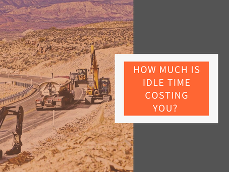 6 Tips for Reducing Idle Time & Saving $$$!