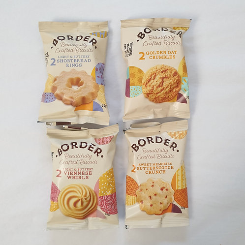 Borders Biscuits 2 Pack