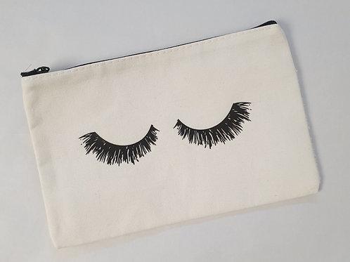 Lashtastic Cosmetic Bag