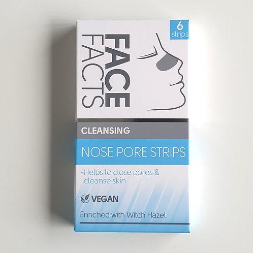 Cleansing Nose Pore Strips (Vegan)