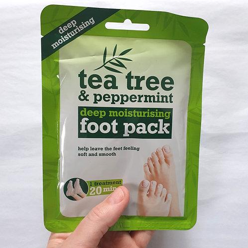 Tea Tree & Peppermint Foot Pack