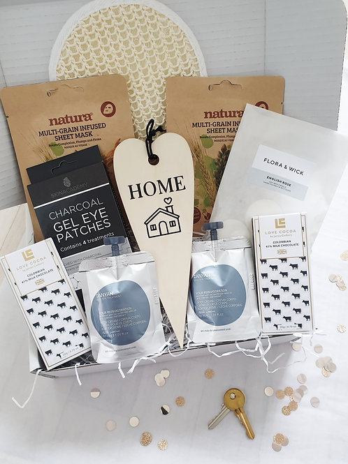 Couples New Home Gift Box