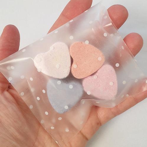 Bath Bombs 4 Pack