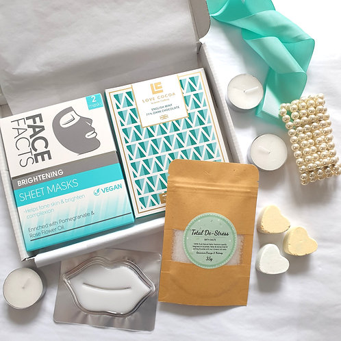 The Turquoise One Gift Box