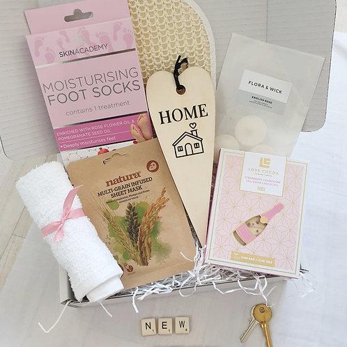 New Home Spa Gift Box