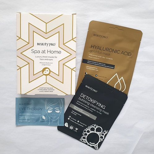 Beauty Pro Spa at Home Pack
