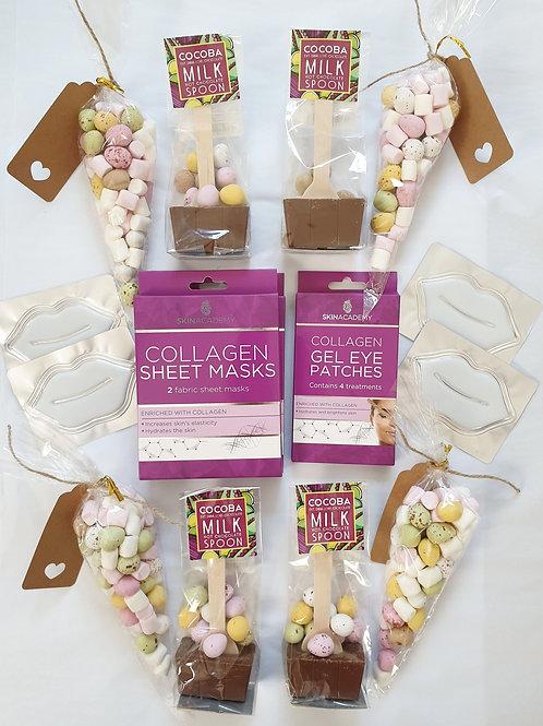 Hen Party Sweet Treats Pamper Gift Box