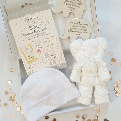 Making Memories New Baby Gift Box
