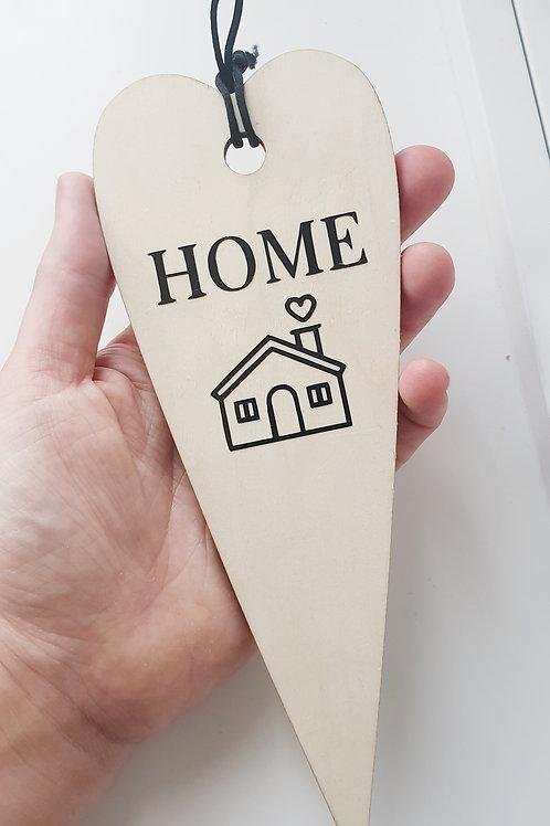 New home keepsake