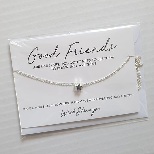 Wish String Necklace