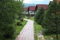 благоустроенные домики