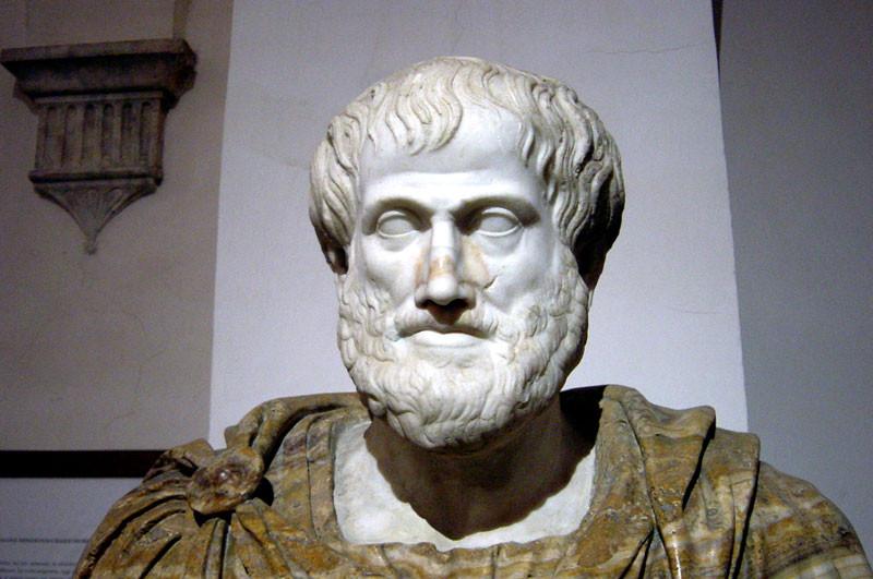 Aristote, père de la réthorique