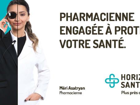 Lancement de la campagne : « Des pharmaciens et pharmaciennes engagés à protéger votre santé. »