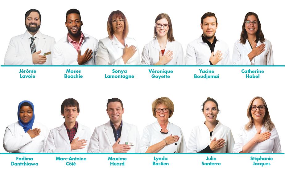 Pharmaciens et pharmaciennes Groupe Hori
