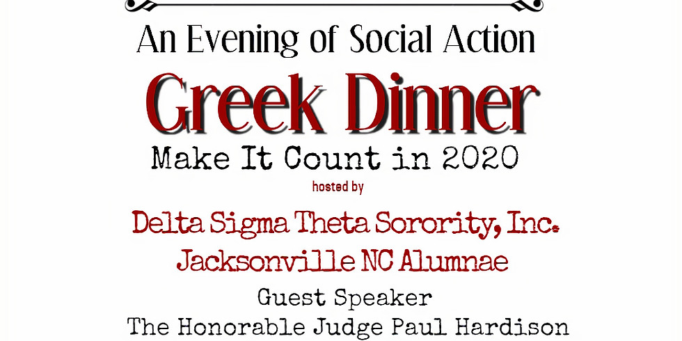 An Evening of Social Action