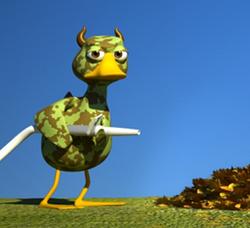 Yucky Ducky