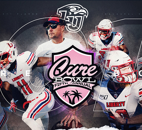 Cure Bowl Graphics