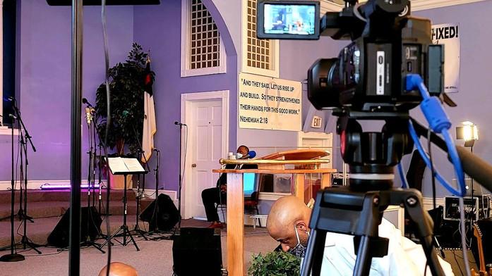 Church Service Live stream!