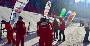 France - Au Club Med Les Arcs Panorama avec l'École du ski français (ESF)