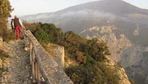 Italie - La marche entre art et nature